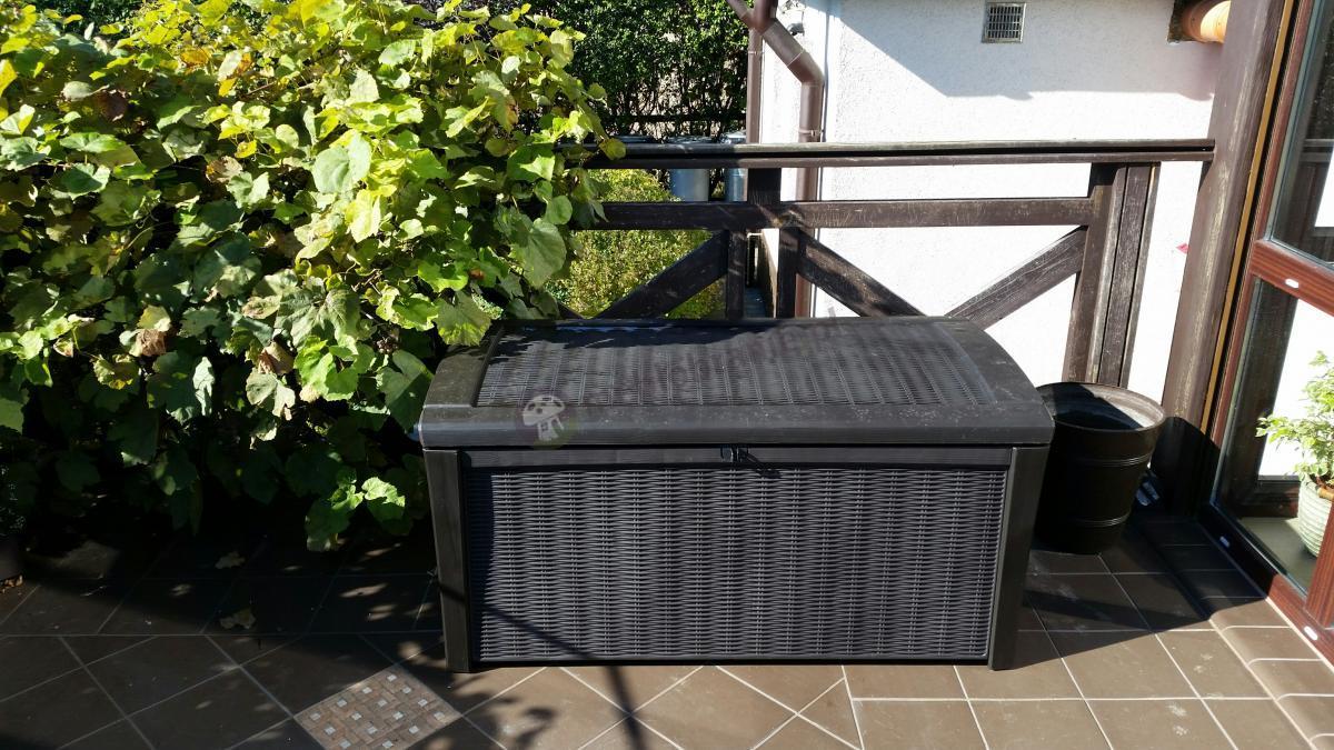 Skrzynia ogrodowa Keter Borneo Box 400L