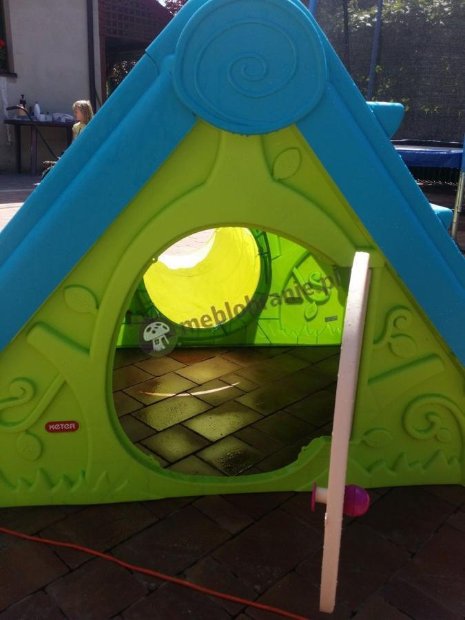 Dla dzieci do ogrodu domek Funtivity
