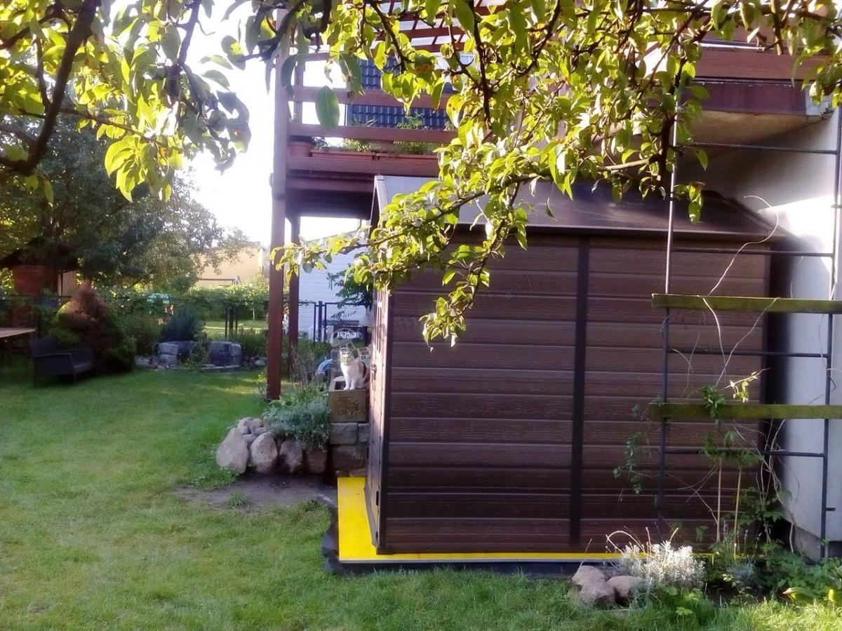 Domek do ogrodu na narzędzia Keter Scala 6x8