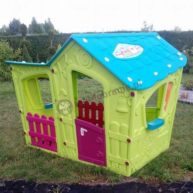 Domek ogrodowy dla dzieci Magic Villa Keter