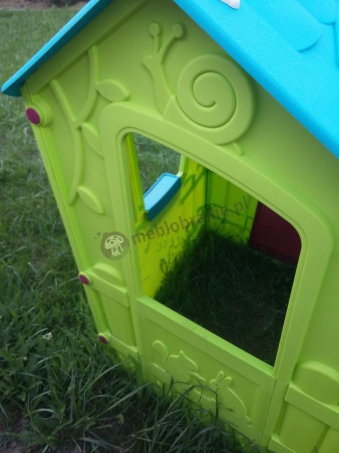 Domek plastikowy dla dzieci Magic Villa