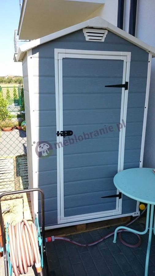 Domek plastikowy do ogrodu Keter Manor 4x3