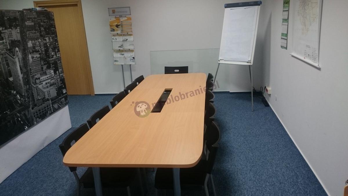 Duży stół do sali konferencyjnej dla 10 osób Samba