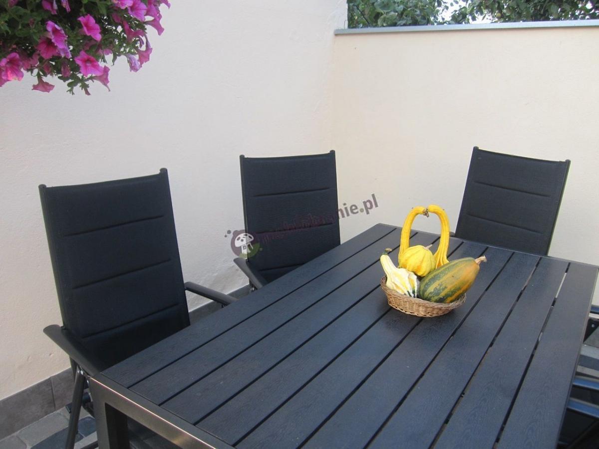 Focus Garden zestaw mebli ogrodowych Sydney Anthracite