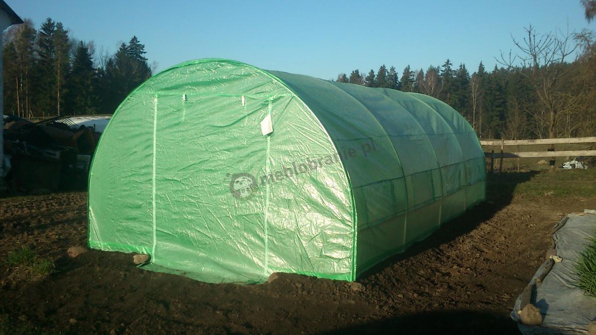 Foliak na pomidory Focus Garden w pełnej gotowości do ochrony upraw