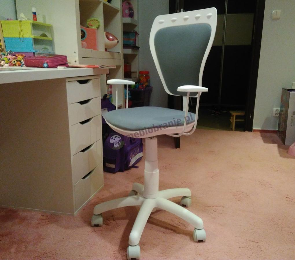 Fotel dla dzieci do biurka Ministyle M47