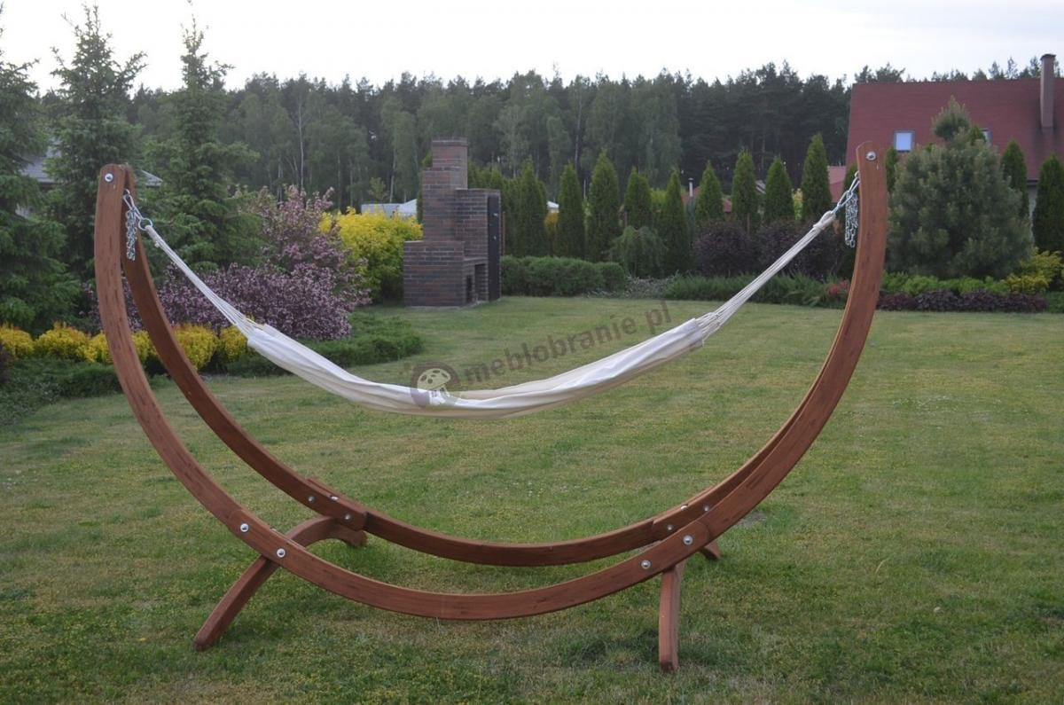 Hamak ogrodowy wolnostojący Doub