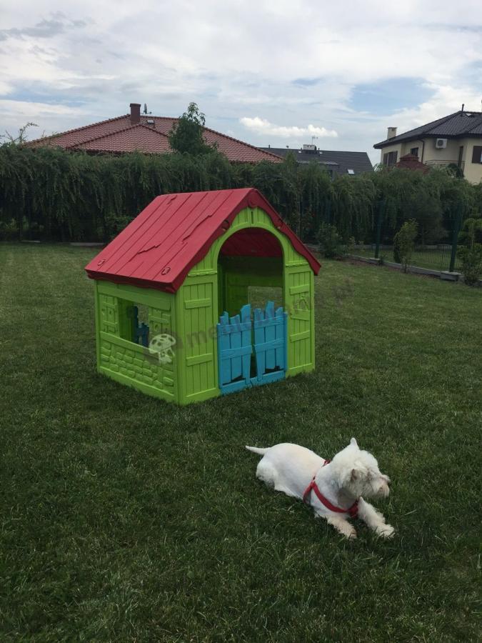 Keter Foldable domek dla dziecka do ogrodu