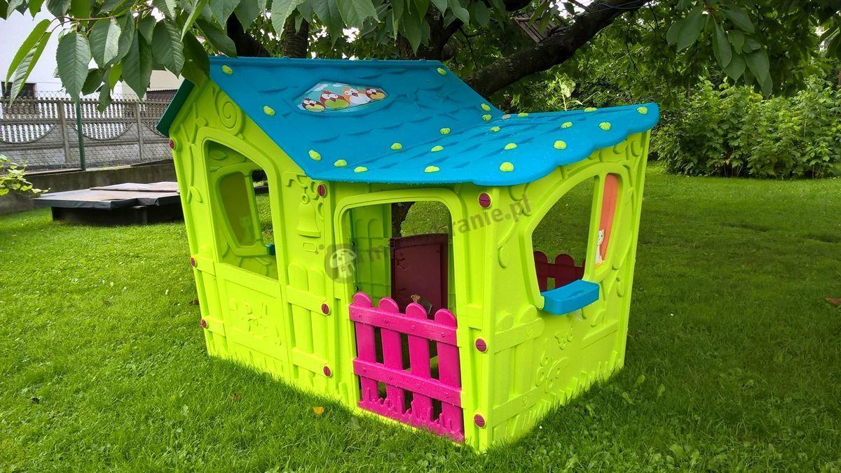 Kolorowy domek dla dzieci Magic Villa