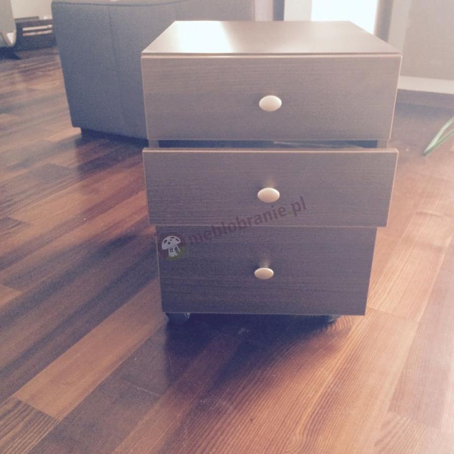 Kontener z szufladkami do biurka Murano