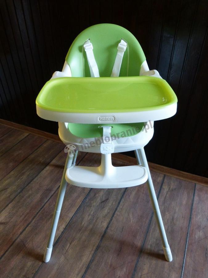 Krzesełka dla dzieci do jedzenia Keter Multidine