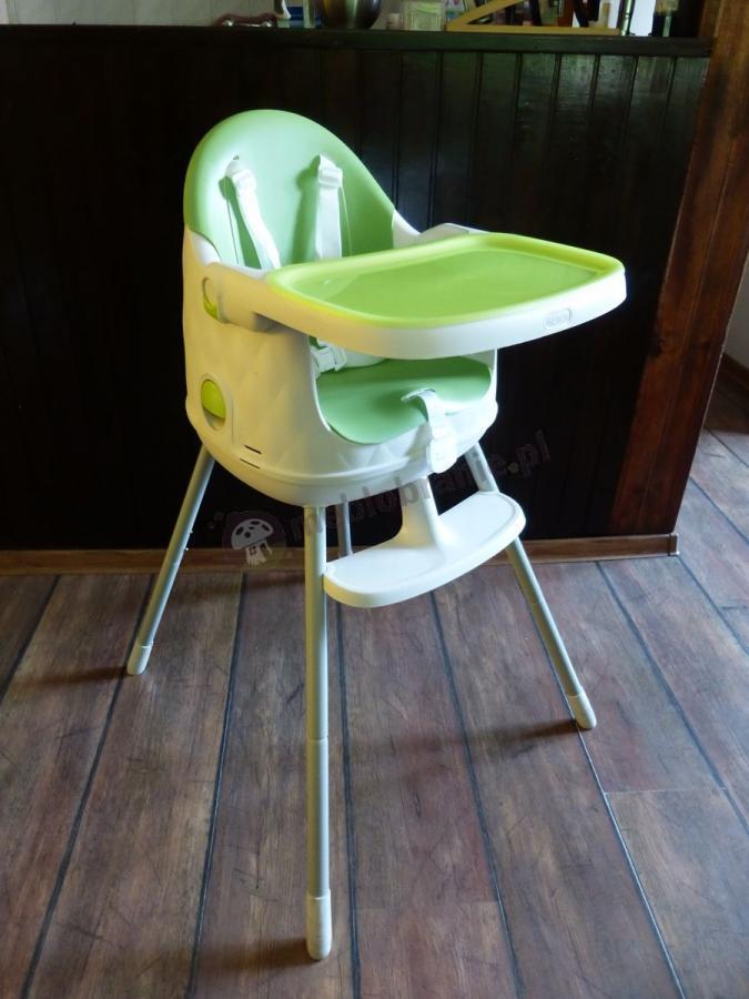 Krzesełka dla dzieci do karmienia nowoczesny design