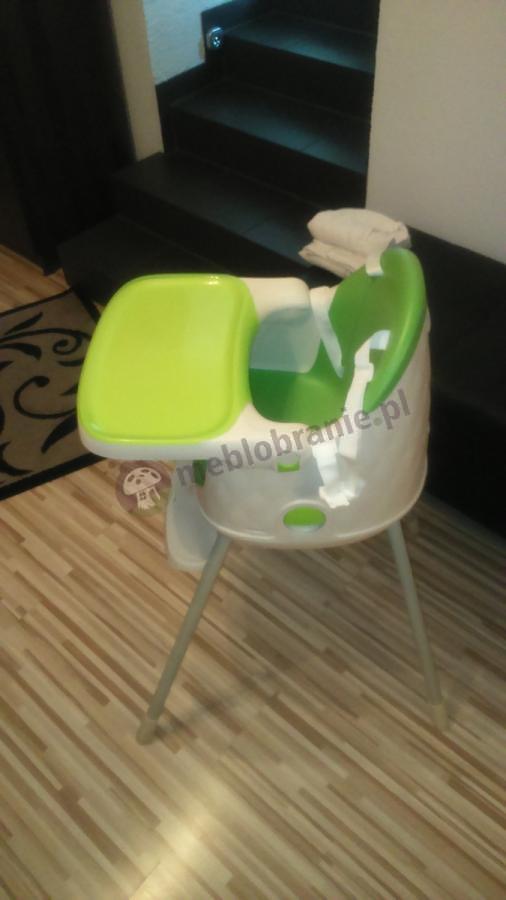 Krzesełka dla dzieci do karmienia z szelkami