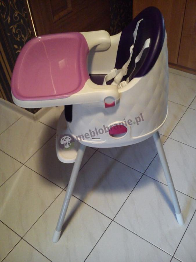Krzesełko dla dziecka do stołu Keter Multidine