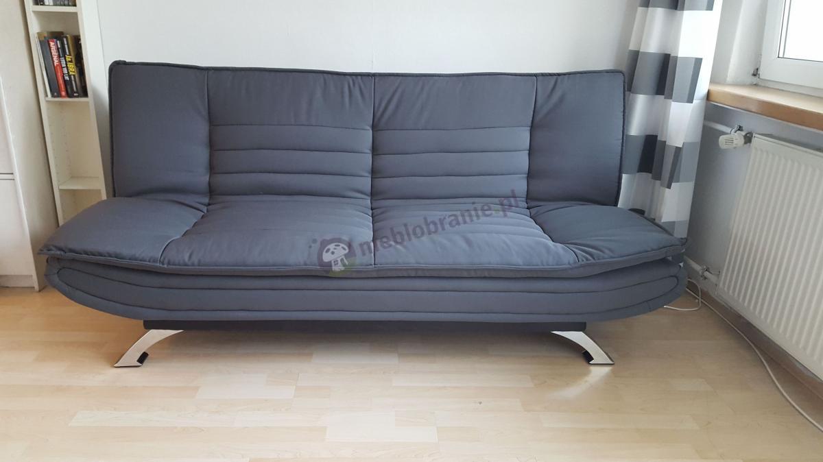 Ładna sofa rozkładana do salonu w kształcie łódki Actona
