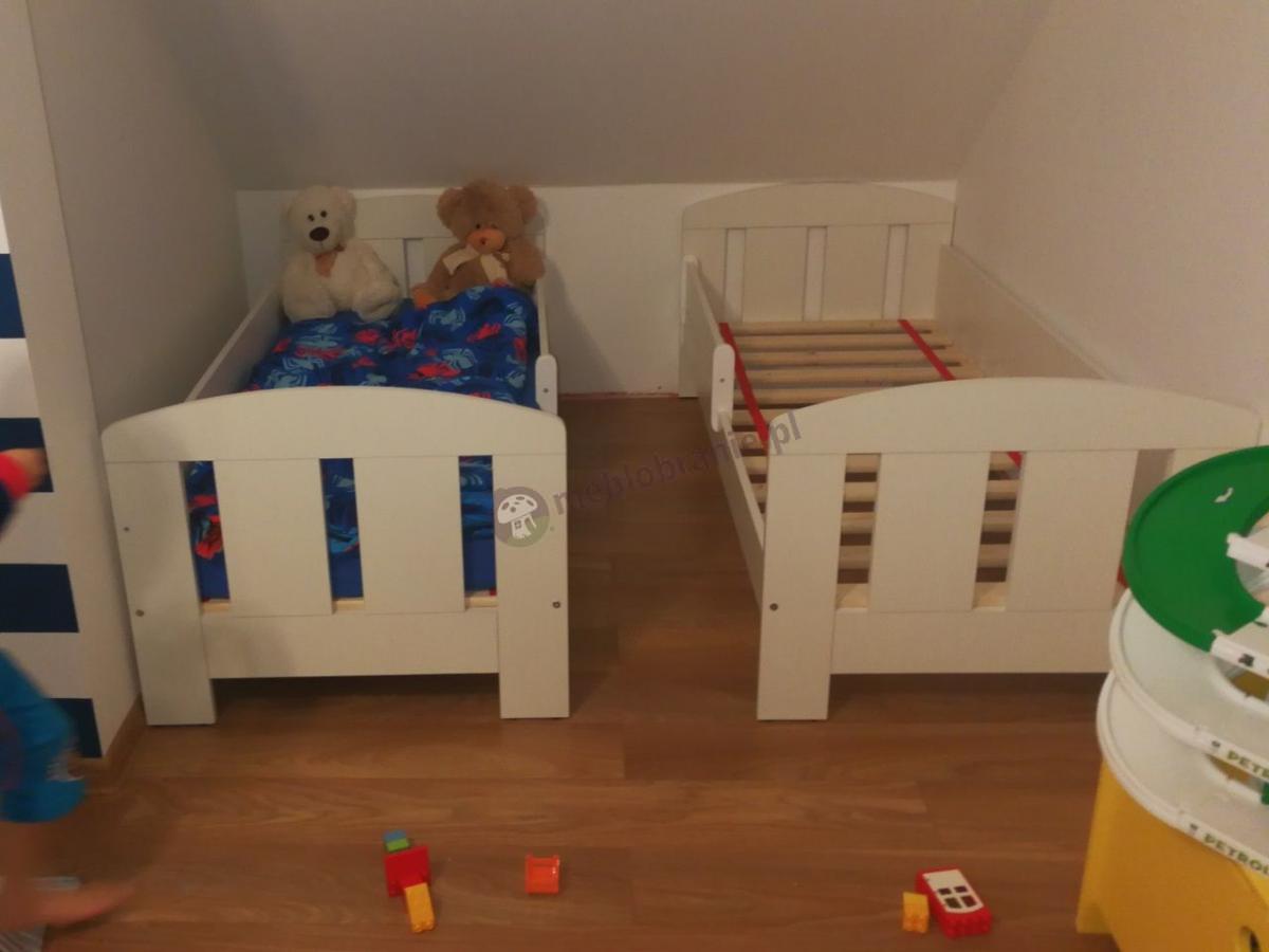 Łóżeczka dla dziecka z barierką Flores