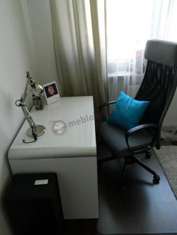 Biurko nowoczesne Murano w domowym gabinecie