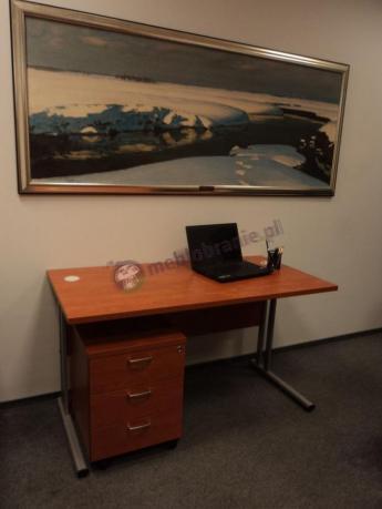 Eleganckie biuro z kompletem mebli Svenbox