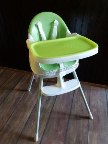Krzesełka do karmienia Keter łatwe do umycia