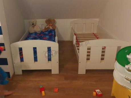 łóżko Dla 3 Letniego Dziecka Z Barierką 160x70 Flores