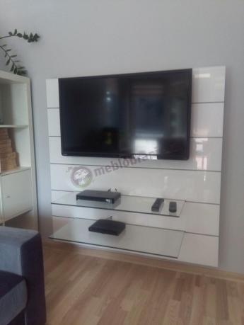 Panel na telewizor w wysokim połysku Panorama 2