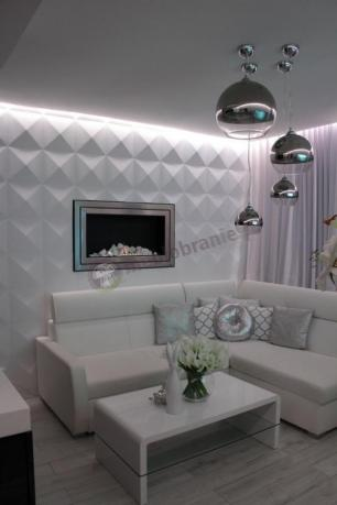 Loft Model 09 Diamonds Panele Gipsowe 3d Meblobranie Pl