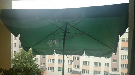 Parasol Ogrodowy Używany Na Balkonie W Bloku Aranżacje