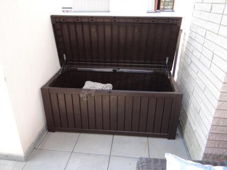 Skrzynia do siedzenia na balkon Rockwood Box 570L