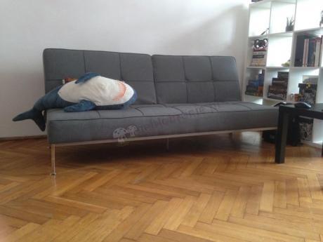 Trzyosobowa rozkładana sofa Actona Perugia
