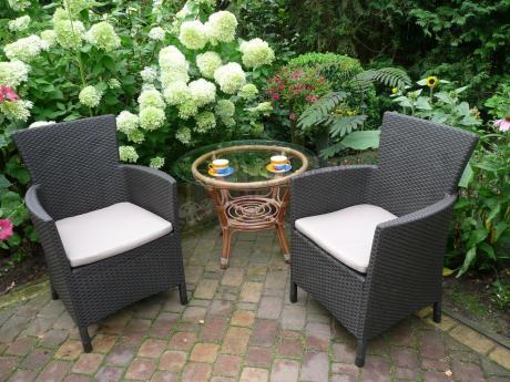 Fotele I Krzesła Z Technorattanu Aranżacje Pokazujące