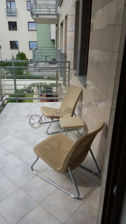 Meble balkonowe Keter Rio Patio piaskowe