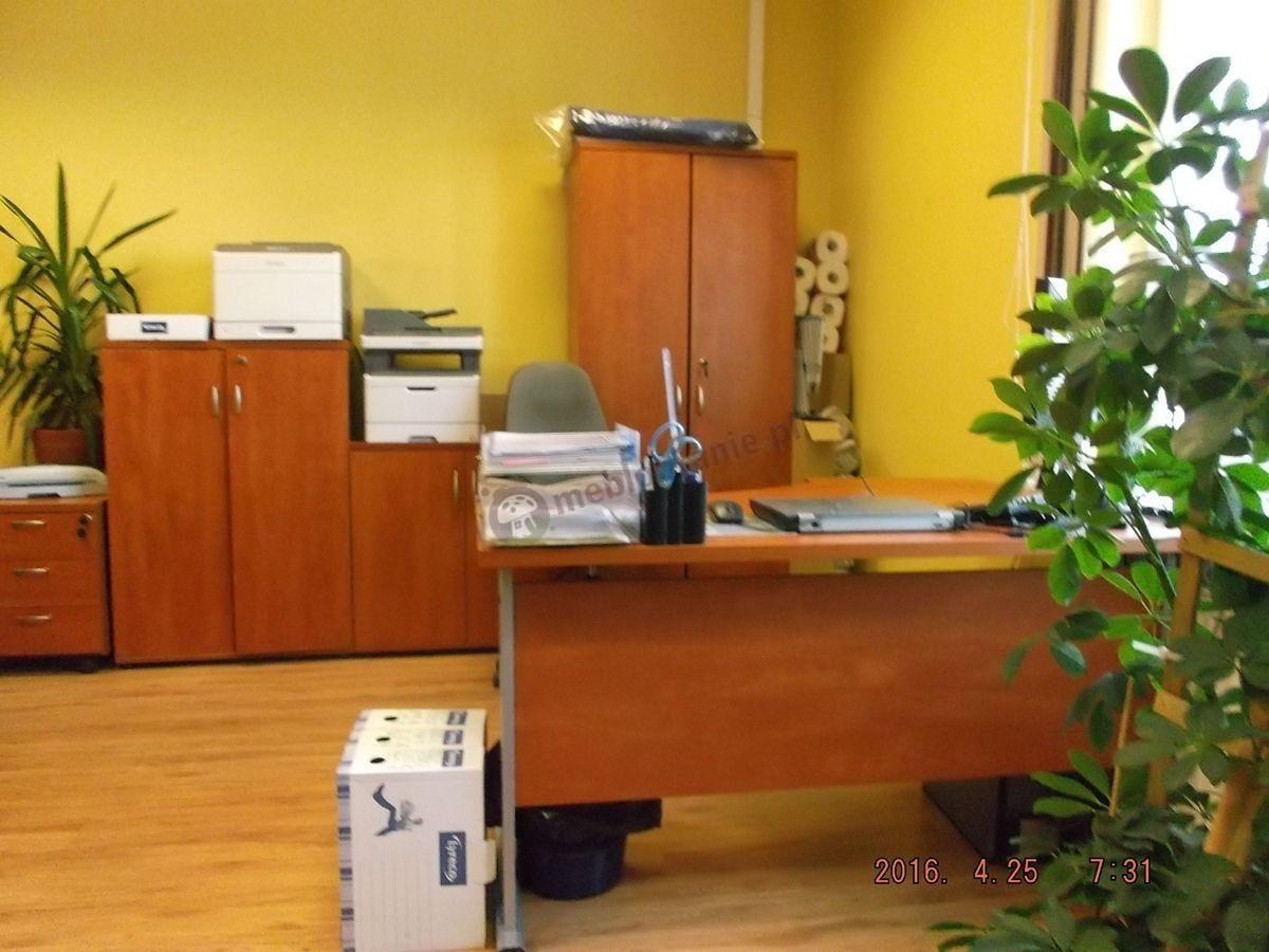 Meble biurowe Svenbox w eleganckiej aranżacji