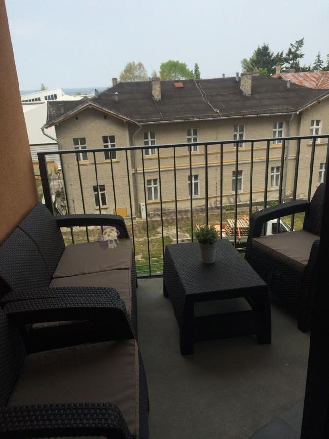 Meble na balkon Corfu Fiesta Curver w kolorze brązowym