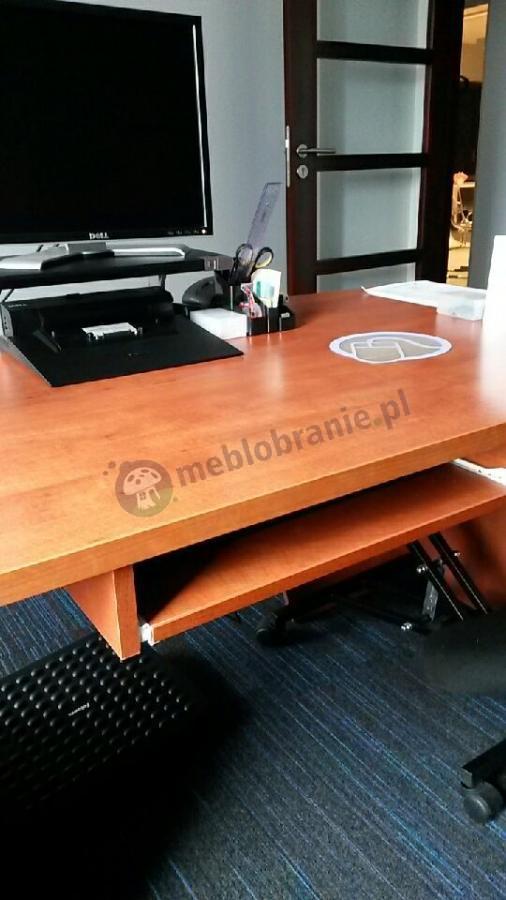 Melaminowana szuflada na klawiaturę Svenbox CH01