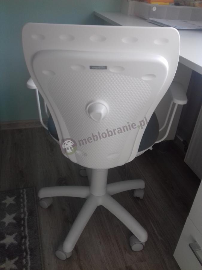 Ministyle white krzesło dziecięce
