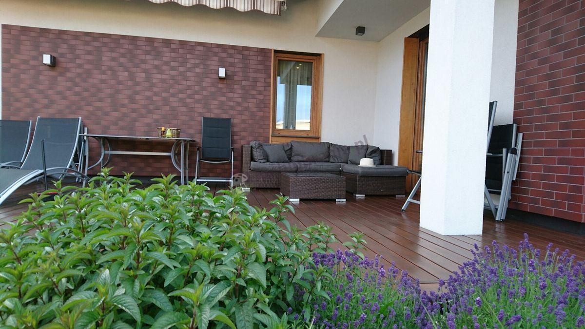 Modułowy zestaw ogrodowy z technorattanu Nilamito
