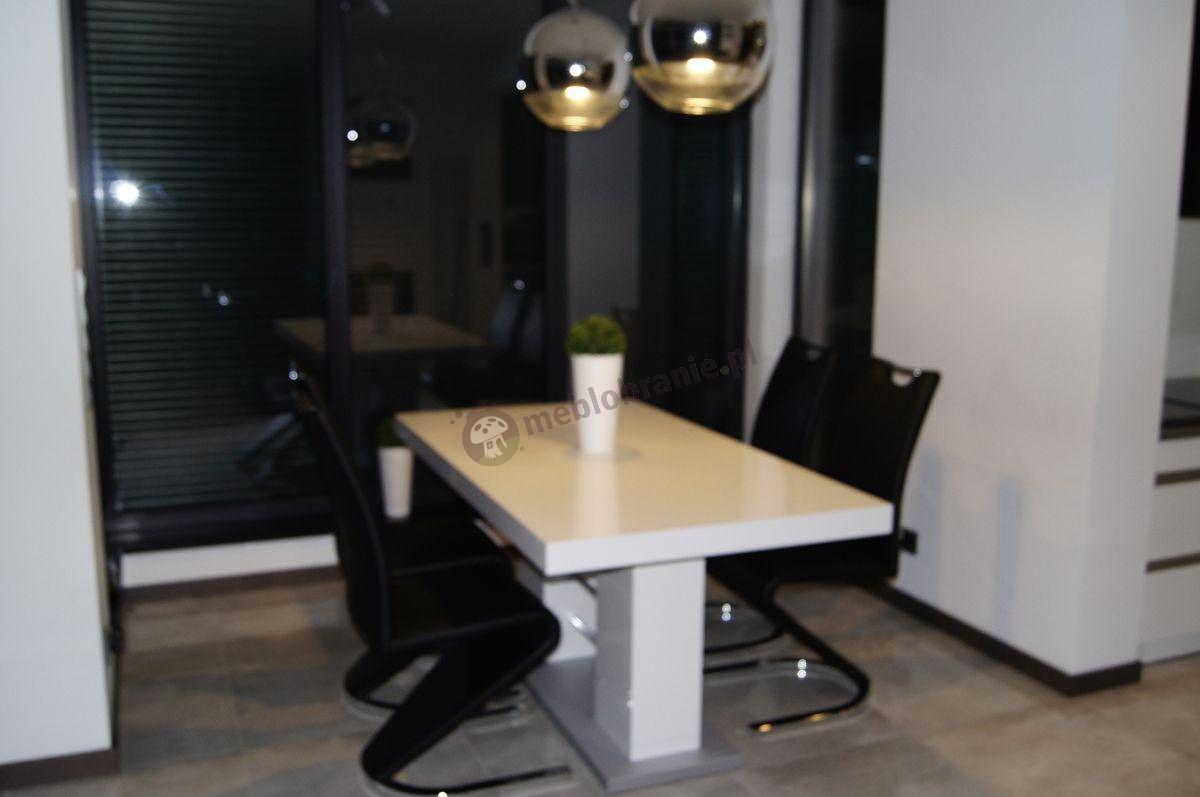 Nowoczesny stół do salonu Linosa 2 Hubertus