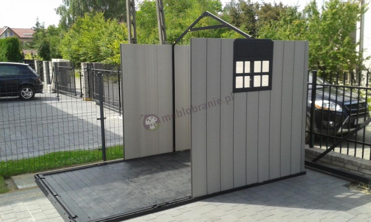 Oakland 7511 Keter domek ogrodowy z tworzywa sztucznego
