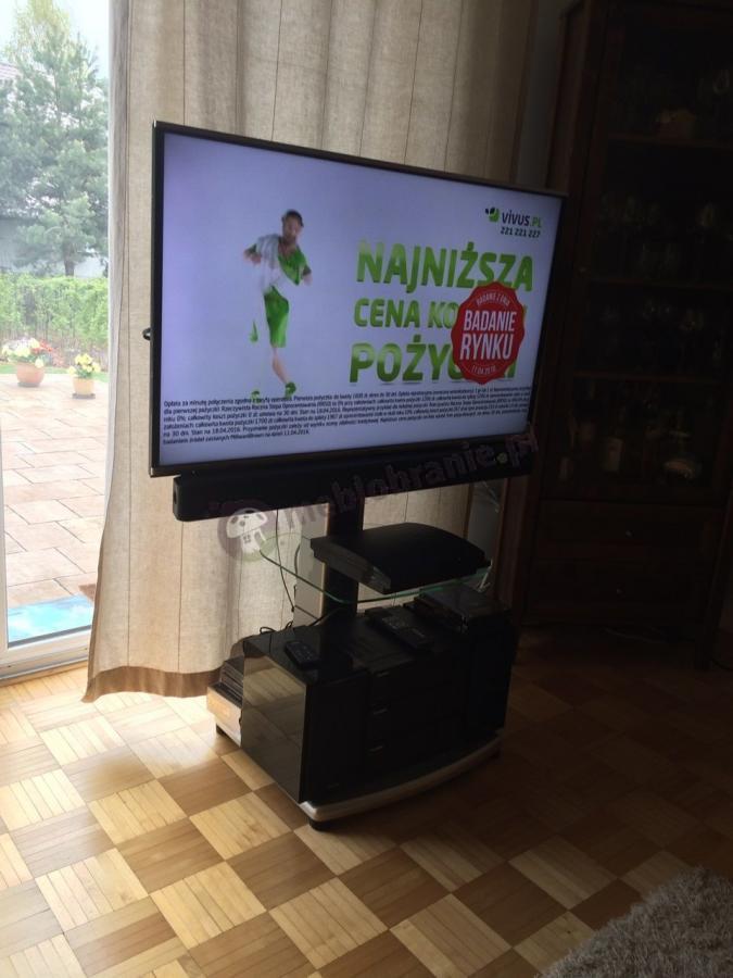 Prosty wieszak na telewizor TV A-222