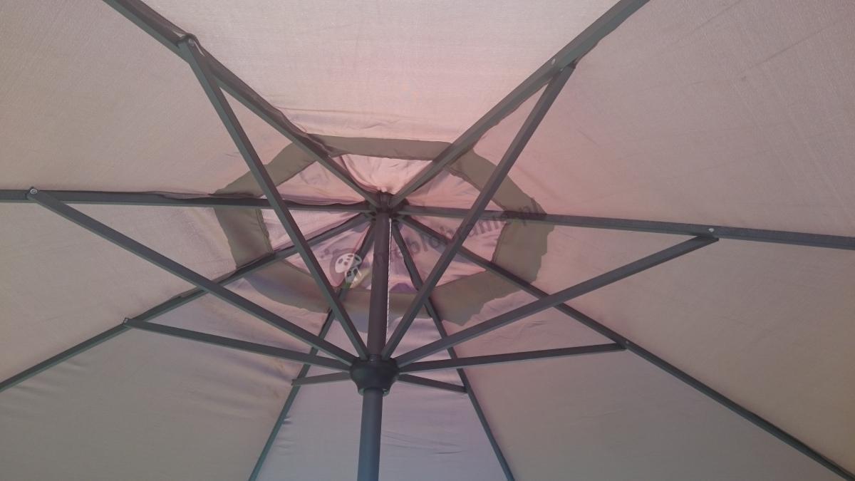 Regulacja parasola ogrodowego Basic Lift II