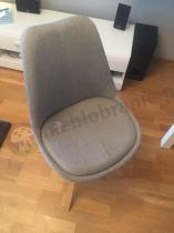 Actona krzesło Dima i jasnoszare