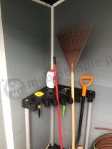 Aranżacja: Domek narzędziowy Keter Manor 6x5DD