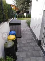 Aranżacja: Schowek na kosze na śmieci Keter Elite Store 1200l