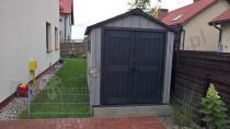 Domek ogrodowy z tworzywa sztucznego Keter Oakland 7511