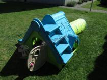 Domki ogrodowe dla dzieci plastikowe Keter Funtivity Playhouse