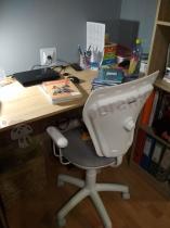 Fotele do biurek dla dzieci Ministyle GTP Kot i Mysz na kółkach