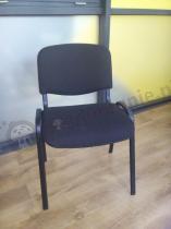 ISO krzesło w wariancie kolorystycznym Black C11