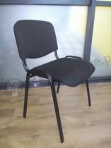 Krzesło biurowe ISO w kolorze czarnym C11