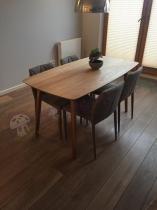 Minimalistyczna nowoczesny stół do kuchni Actona Nagano VIII