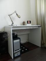 Nowoczesne biurko gabinetowe wysoki połysk Murano
